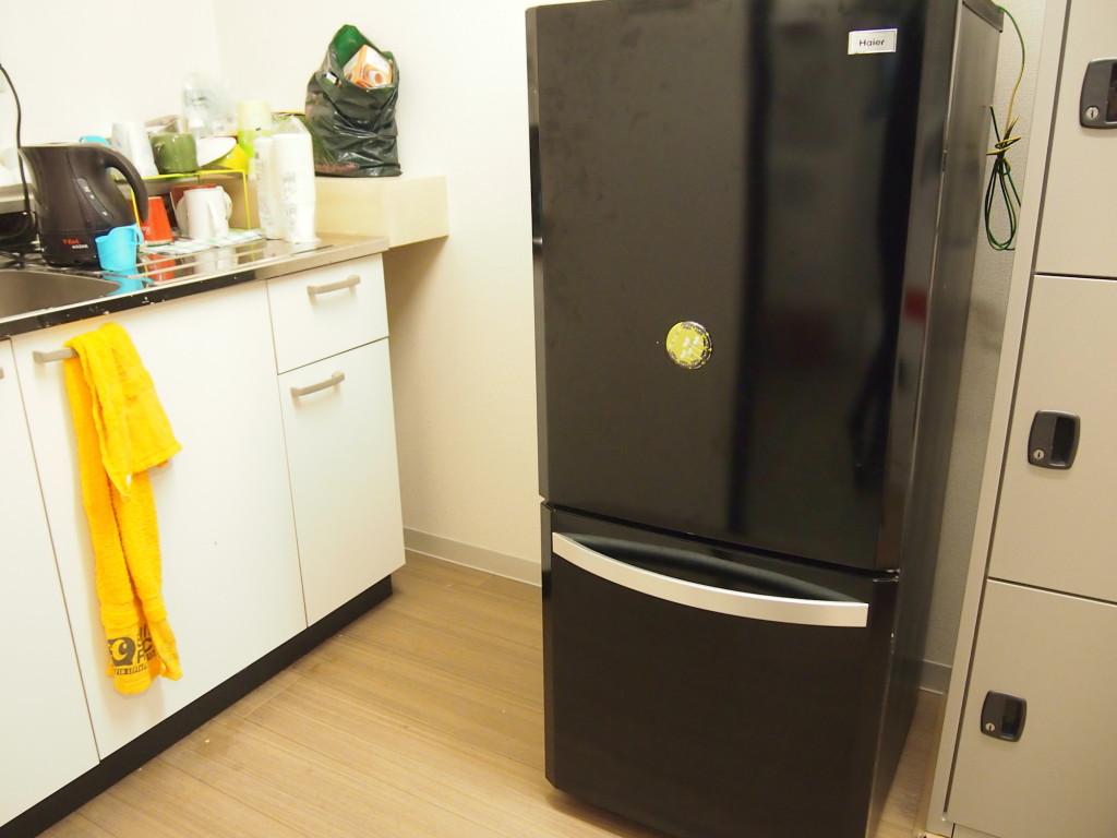 飲食物の管理に欠かせない冷蔵庫