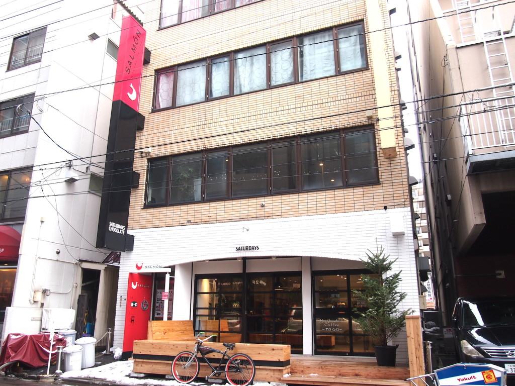 観光客に大人気の二条市場前に構える札幌駅・大通駅・すすきのの駅近物件