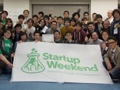 Startup Weekend Sapporo集合写真