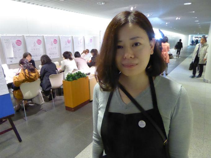 男女共同参画センターの菅原さん