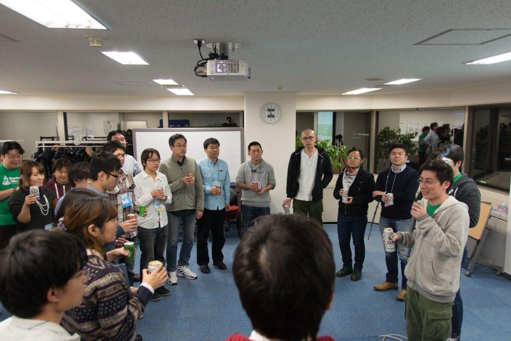 Startup Weekend Sapporo一次会