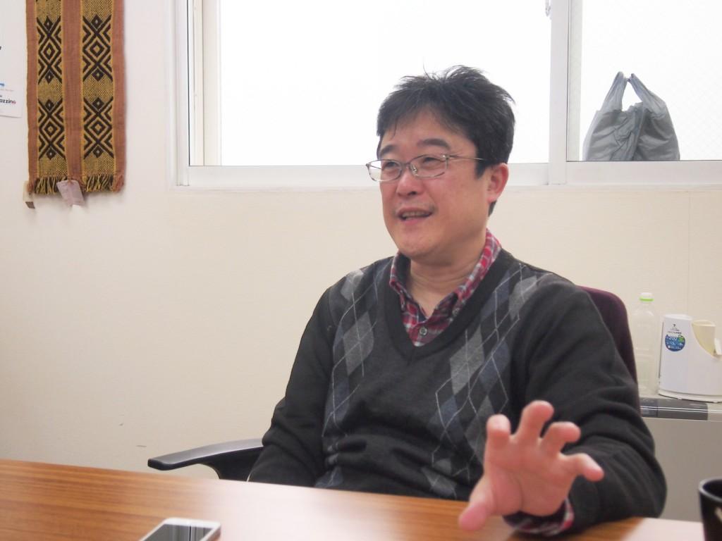 株式会社クリア代表取締役土門亨さん