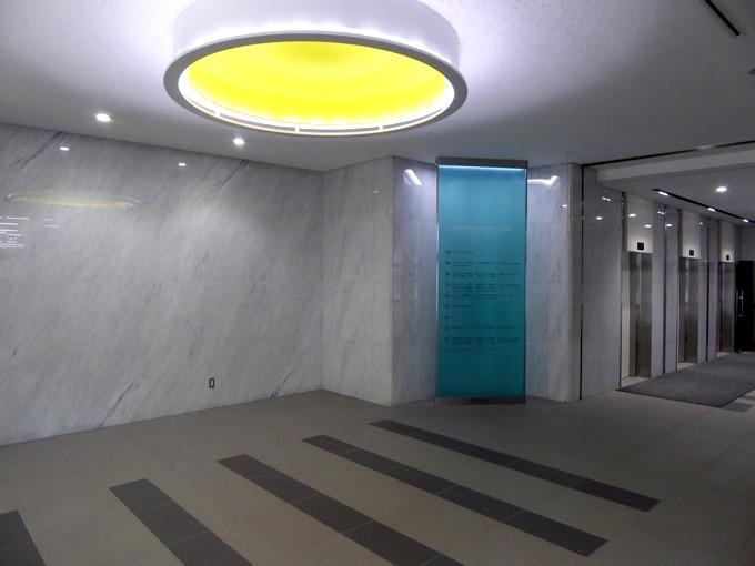 札幌プリックキューブエントランス