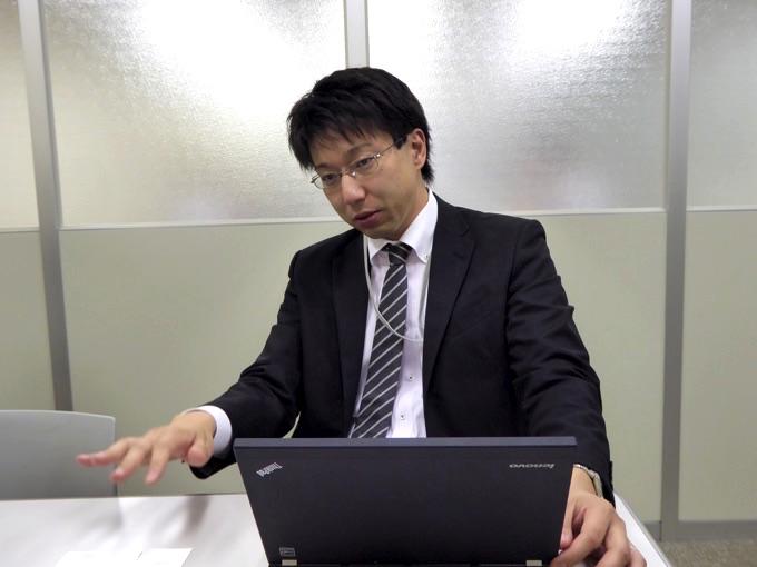 リモートワークやタスク管理ツール導入の苦労について真剣に答えてくださる嘉屋雄大さん