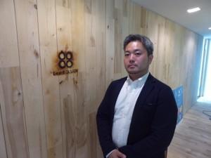 株式会社Gear8代表取締役水野晶仁さん