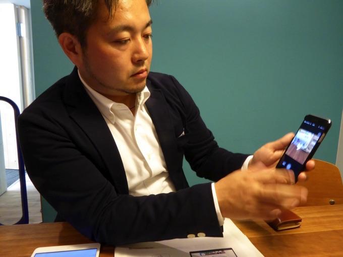今回も株式会社Gear8代表取締役水野晶仁さんに話を伺います。Trippino HOKKAIDOの実際の画面を表示しながら説明していただきました