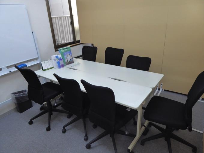 9locku'sの会議室写真2