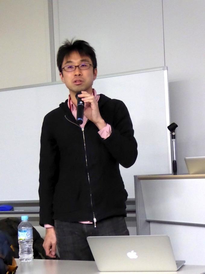 クラスメソッド株式会社の小室啓(こむろひらく)さん