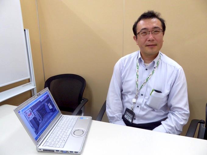 株式会社北海道新事業創造プラザ代表取締役であり、シニアインキュベーションマネージャーの吉澤慶記さん