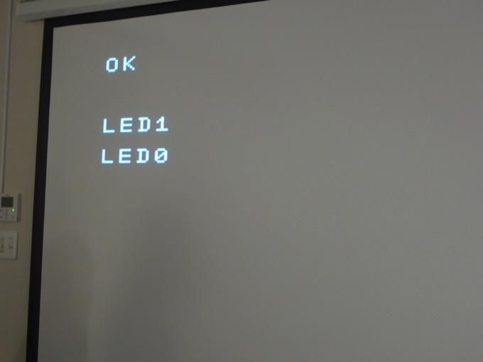OK LED1 LED0