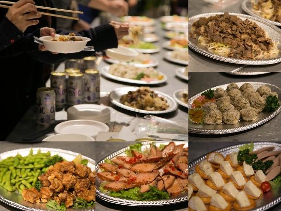 北海道産の食べ物たち