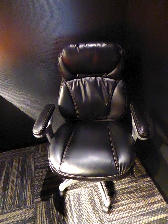会議室の椅子