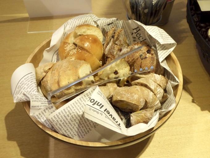 パン屋種々のいろいろパン