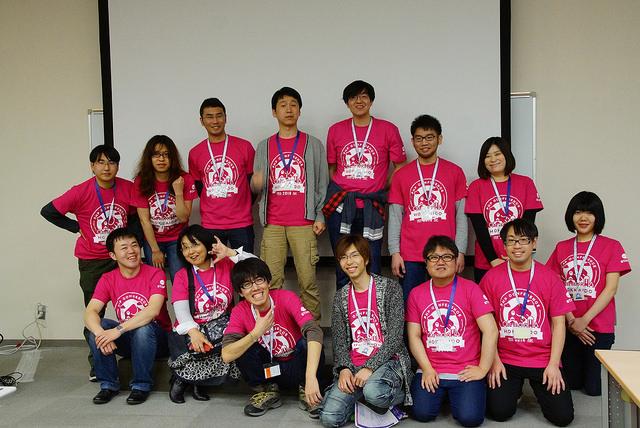 PHPカンファレンス北海道2016の運営メンバー