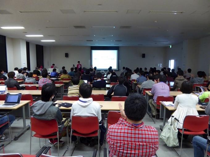 PHPカンファレンス北海道2016の会場