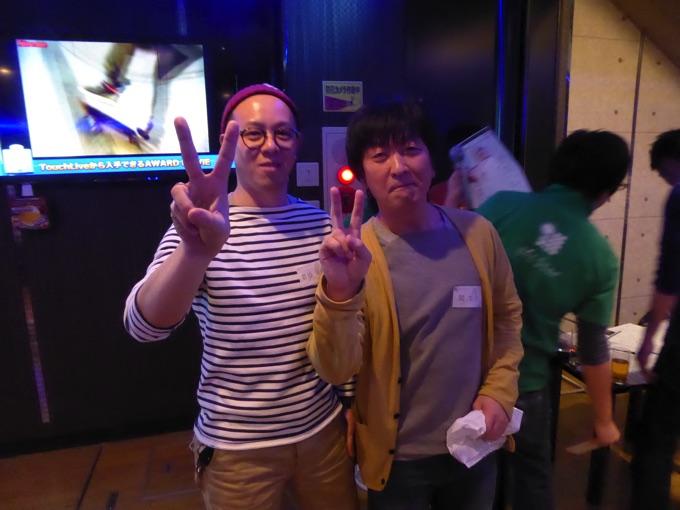 Aリーグ3位の株式会社クラヴィス菅原・関ペア