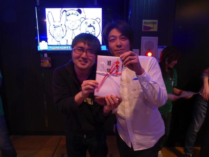 Aリーグ優勝の株式会社インフィニットループ岩井・齋藤ペアにはサムライズム賞として、PhpStormのライセンスが贈られます