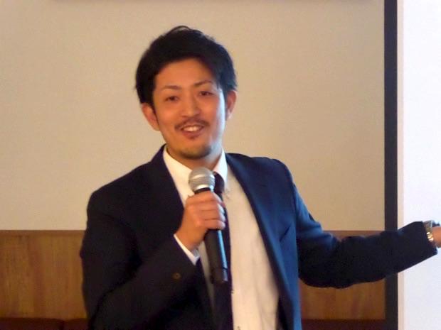 株式会社イー・エージェンシー京都ソリューション部リーダー・プロデューサーの千田哲也さん