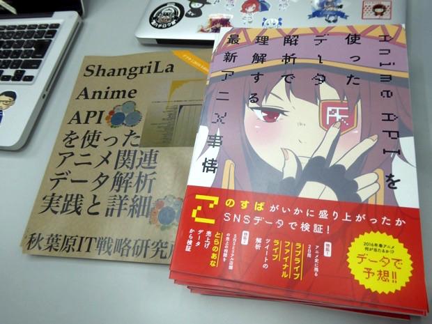 AnimeAPIを使ったデータ解析で理解する最新アニメ事情