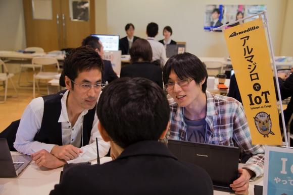札幌市ITエンジニア、クリエイター・UIJターン合同フェアの様子8