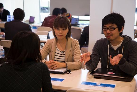 札幌市ITエンジニア、クリエイター・UIJターン合同フェアの様子9