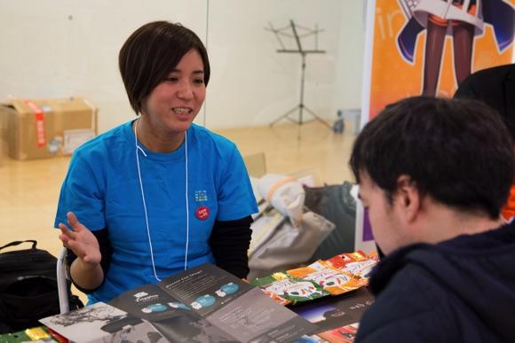 札幌市ITエンジニア、クリエイター・UIJターン合同フェアの様子13