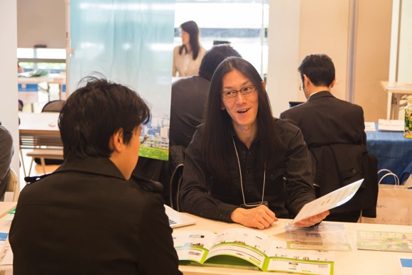 札幌市ITエンジニア、クリエイター・UIJターン合同フェアの様子4