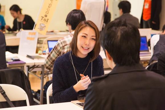 札幌市ITエンジニア、クリエイター・UIJターン合同フェアの様子5