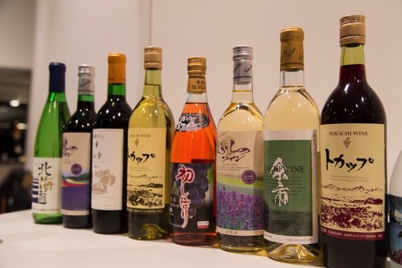 北海道のお酒を揃えました(2)