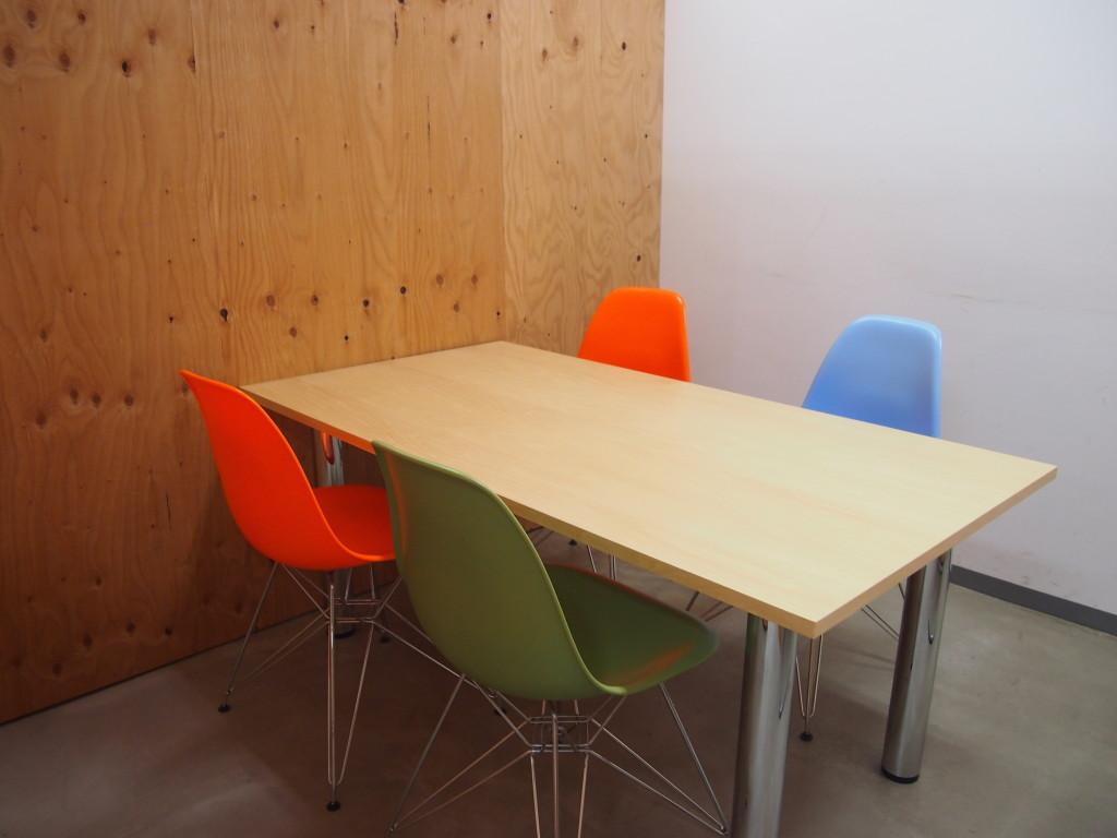 完全個室になってプライベートな空間