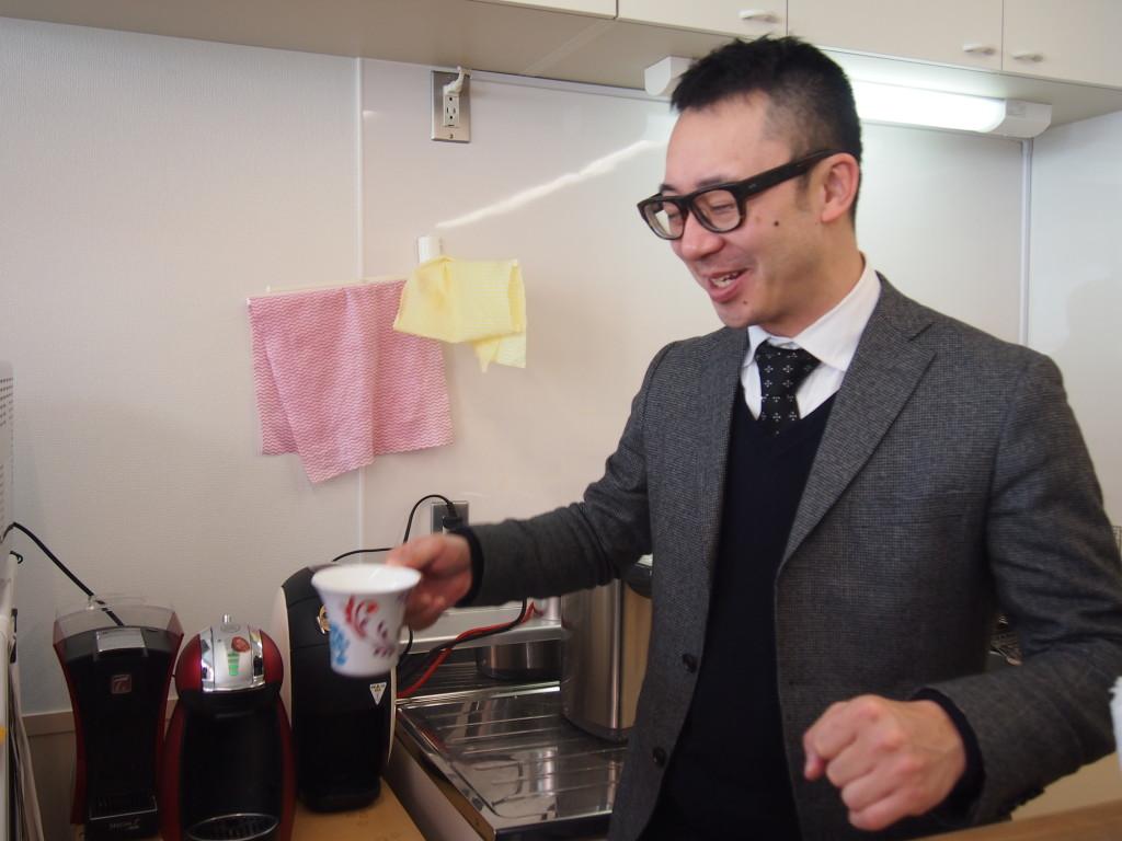 MASSIVE SAPPORO代表の川村さん