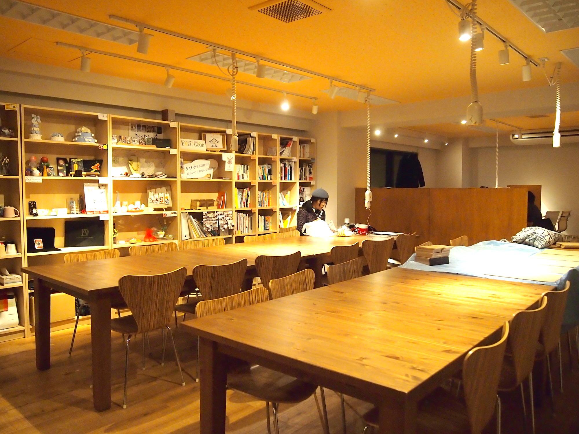 SHAREに行ってみた – 札幌ものづくりオフィス&カフェ