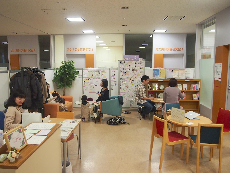 リラコワに行ってみた − 札幌駅直結、女性のためのコワーキングスペース