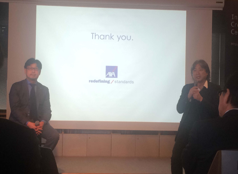 『アクサ日本法人執行役が語る、札幌におけるミッション。』に行ってきた! – 「『雪道の歩き方』というメルマガを社員に送りました」