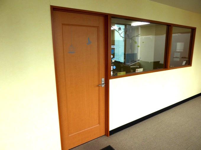 この扉を明けた先にリーグラフィがあります
