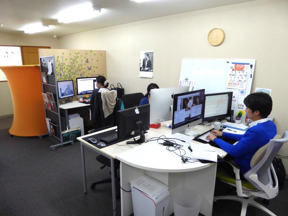 有限会社リーグラフィに行ってみた – 解析・UX・デザインの専門家チーム