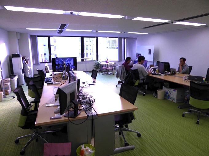 別角度からクラスメソッド札幌オフィスの様子をもう1枚