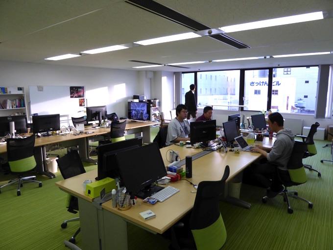 クラスメソッド株式会社札幌オフィスに行ってみた!