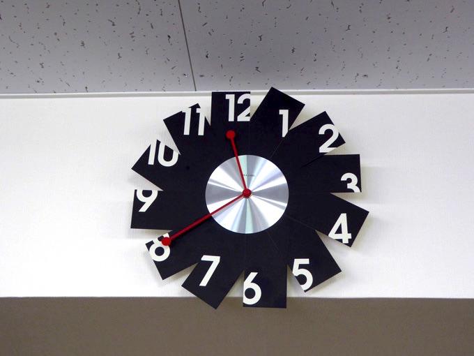オシャレな時計