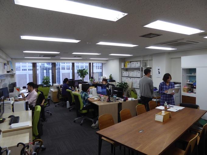 株式会社Gear8に行ってみた – 動物たちに囲まれた札幌駅が見えるオフィス