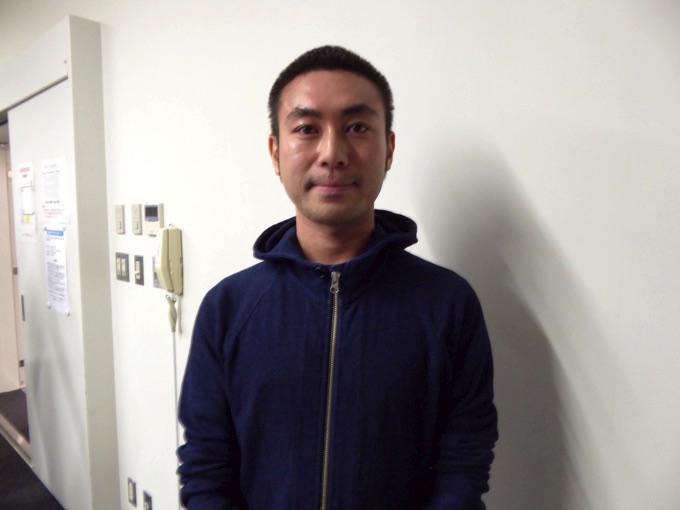 クリプトン・フューチャー・メディア株式会社、システムチームリーダーの林禎康(はやしよしやす)さん
