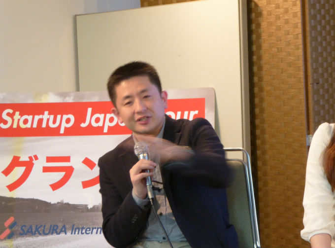 北海道ベンチャーキャピタル株式会社代表取締役の三浦淳一さん