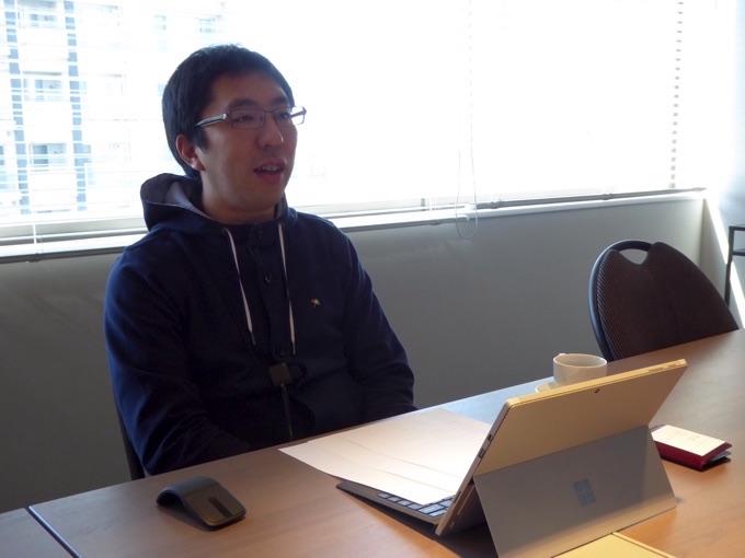BitStar SSLについて説明する前田社長
