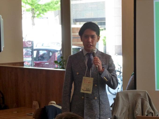 一般社団法人国際教育連盟 代表理事 佐々木健志さん