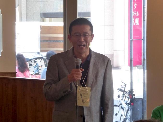 ムラタオフィス株式会社 代表取締役 村田利文さん