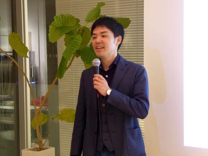 株式会社エル・エム・ジー代表取締役社長 林雅之さん