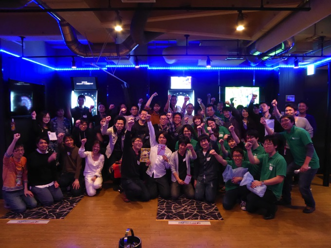 札幌IT企業のダーツ好きによる熱い戦い!さっぽろITダーツカーニバル 1st Roundに行ってきた! #SIIDA