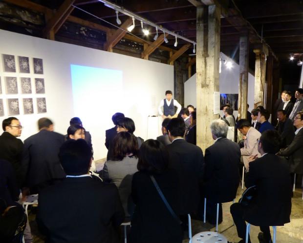 「札幌AIビジネスクリエイション」キックオフミーティング会場の様子