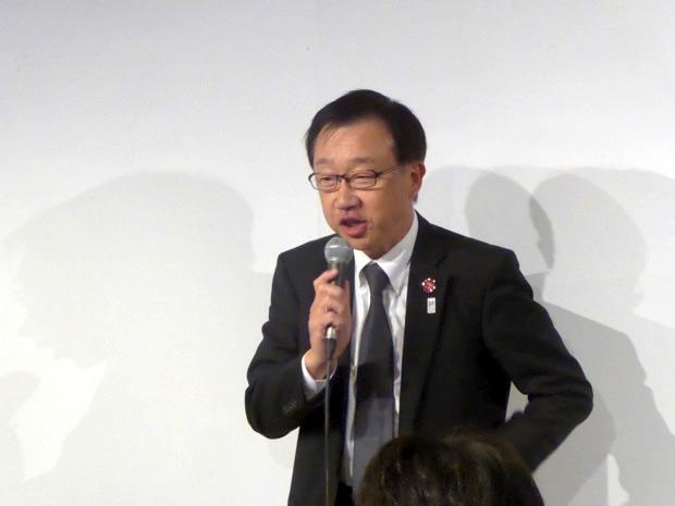 札幌市副市長の町田隆敏さん