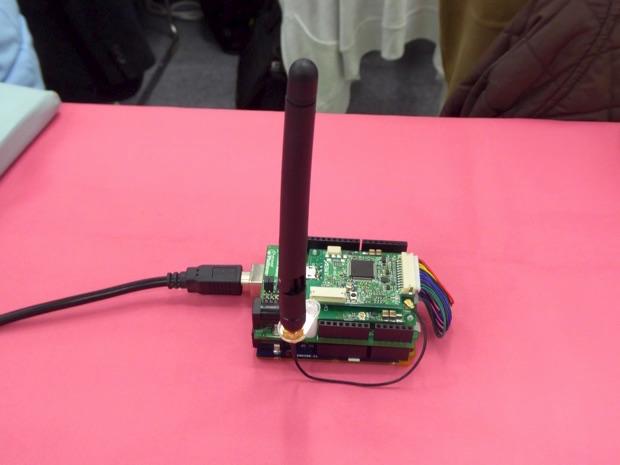 さくらの通信モジュール(LTE)